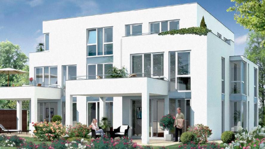 Rosengarten - 10 Eigentumswohnungen
