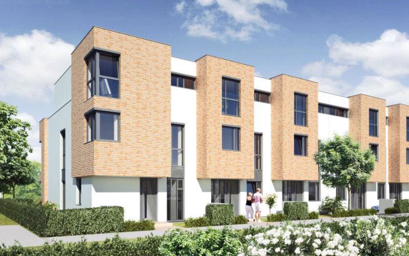 Stadthaus Salix - Moderne Stadtarchitektur