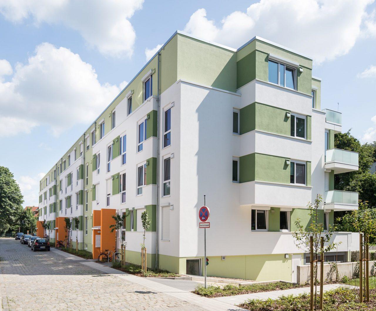 Greenline - 37 Eigentumswohnungen