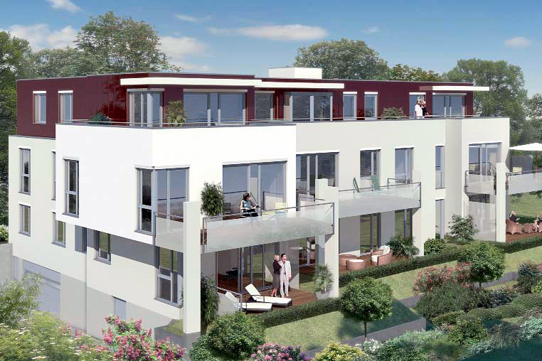 Villa Provita - 9 Eigentumswohnungen